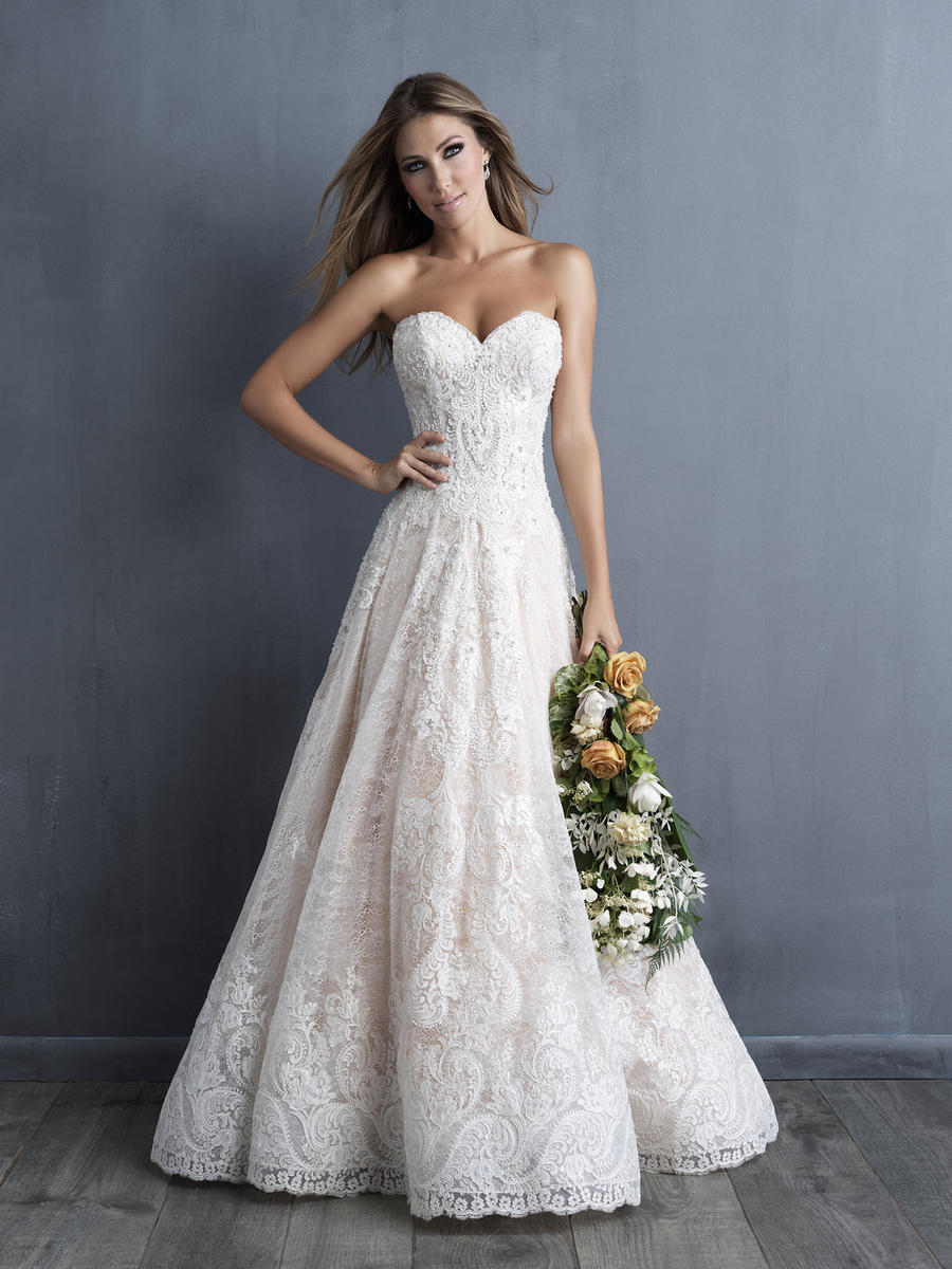 Allure Bridals Couture C481