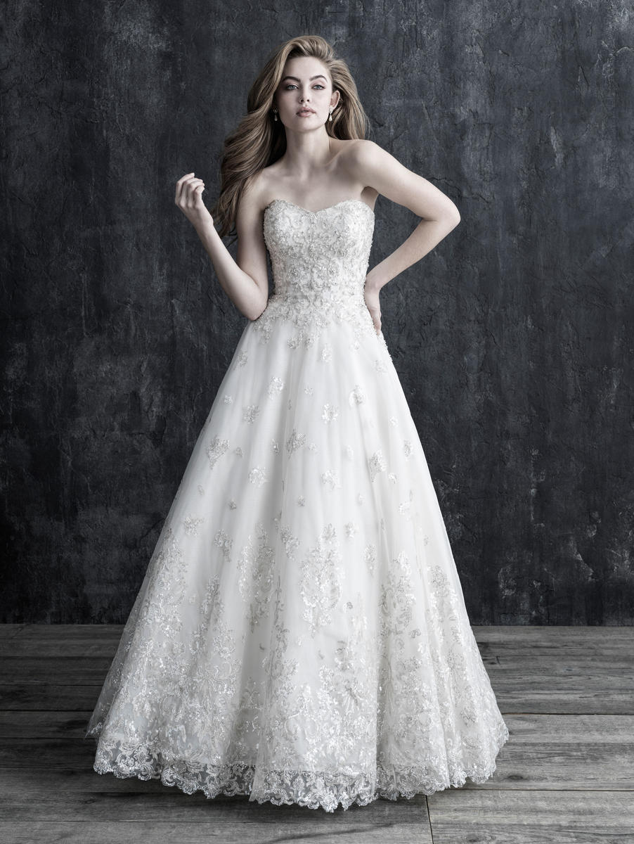 Allure Bridals Couture C540