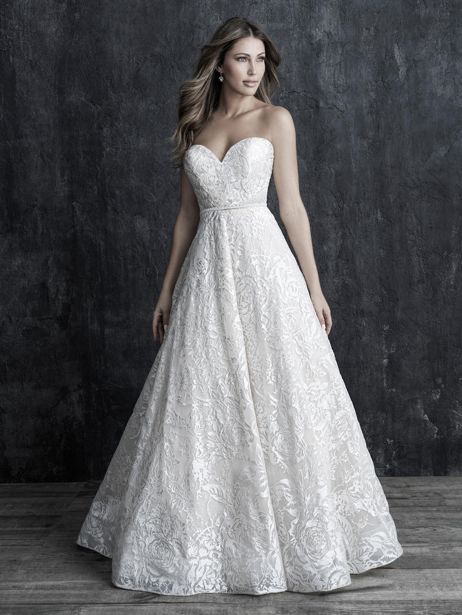 Allure Bridals Couture C549
