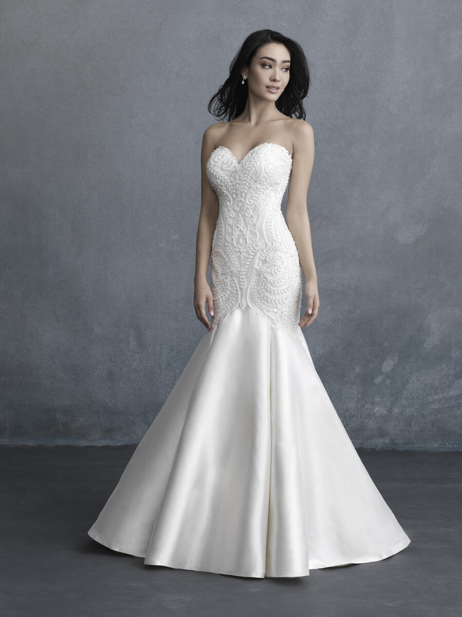 Allure Bridals Couture C585