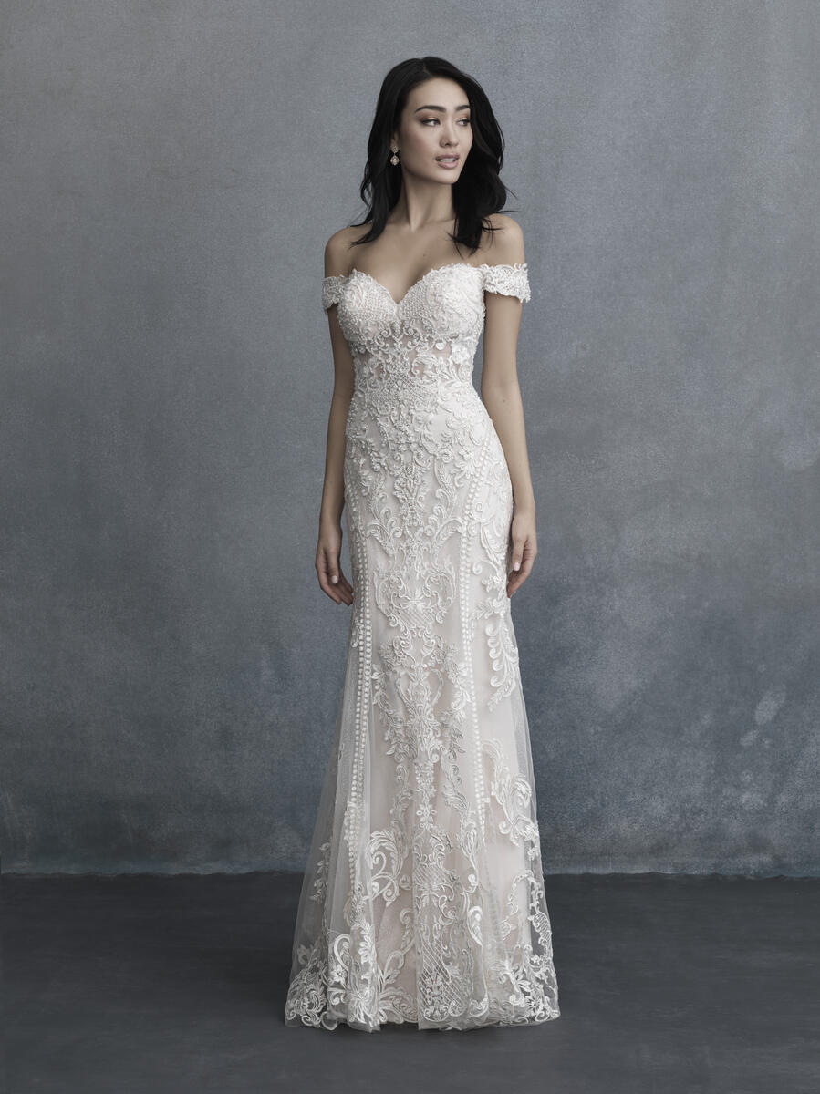 Allure Bridals Couture C586