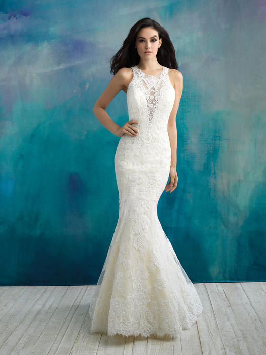 Allure Bridal Gowns Prom Gowns, Wedding Gowns and Formal Wear ...