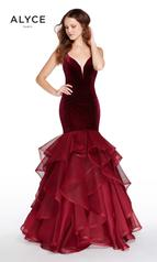 60227 Alyce Paris Prom