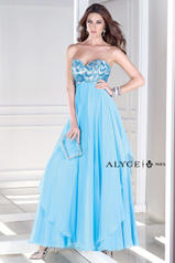 35678 Sky Blue/Nude front