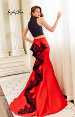 72064 Black/Hot Red back