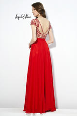 81117 Hot Red back