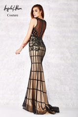 861207 Black/Nude back