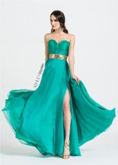 1069 Turquoise Two-tone front
