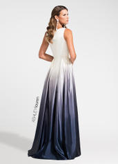 1130 Navy Ombre back