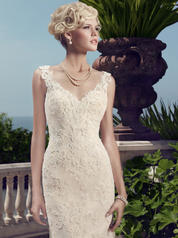 2155 Champagne/Ivory/Ivory Lace detail