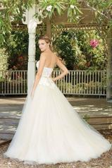 2282 Champagne/Nude/Ivory/Silver back
