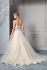 BL233 Light Champagne/Blush/Ivory back