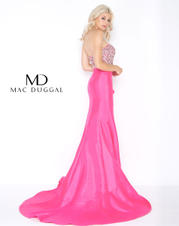 66527A Haute Pink back