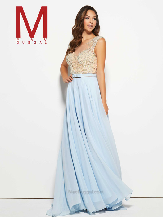Mac Duggal Prom Bravura Fashion Bridal & Prom Boutique