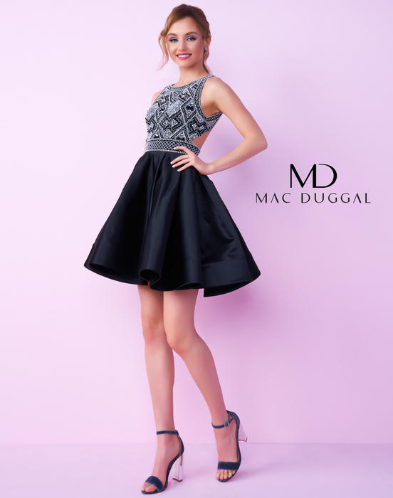 Mac Duggal Homecoming Bravura Fashion Bridal & Prom Boutique