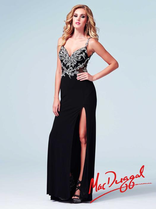 Mac Duggal Prom Kimberlys Prom And Bridal Boutique Tahlequah