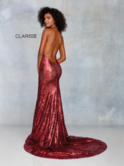 3721 Wine/Nude back
