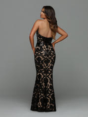 71939 Black/Nude back