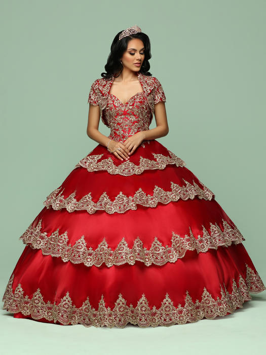 Q By Da Vinci Quinceanera 80400 Atianas Boutique