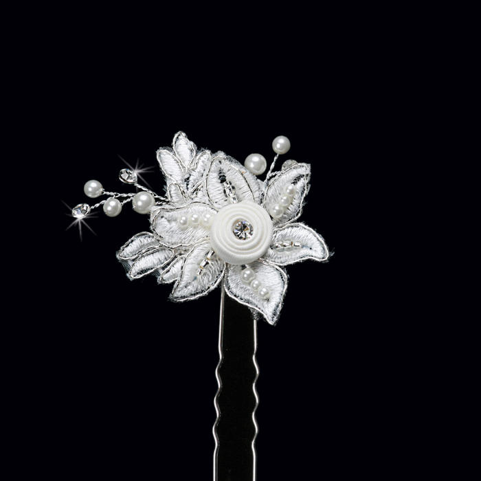 Lace Hair Pin
