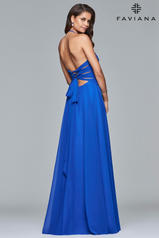 S10024 Deep Royal back