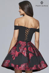 S10158 Black/Ruby back