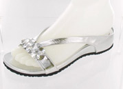 CFW-318_Silver� Helen's Heart Casual Shoes