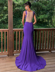 8163 Purple back