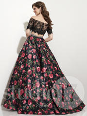 12645 Black Rose back