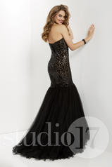 12662 Black/Nude back