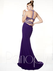 14840 Purple Multi back