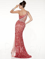 14851 Red/Nude back