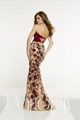 14884 Wine/Nude back