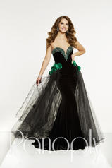14908 Black/Emerald front