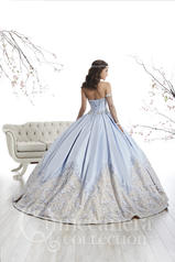 26874 Sky Blue/Nude back
