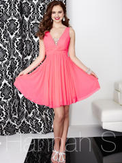 27057 Neon Pink front