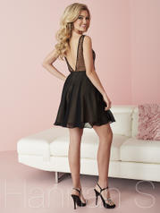 27102 Black/Nude back