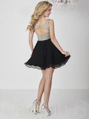 27139 Black/Nude back