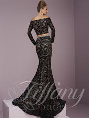 46084 Black/Blush back