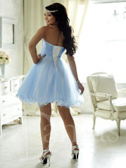 52377 Periwinkle/White back