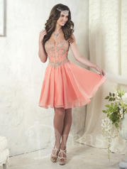 52408 Coral/Gold front