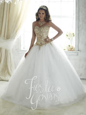 56286 Fiesta Quinceanera Ball Gowns