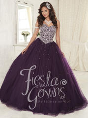 56296 Fiesta Quinceanera Ball Gowns