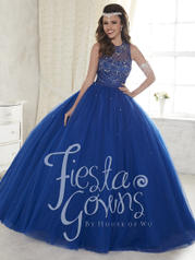 56297 Fiesta Quinceanera Ball Gowns