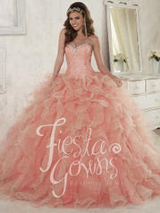 56299 Fiesta Quinceanera Ball Gowns