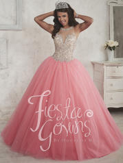 56301 Fiesta Quinceanera Ball Gowns