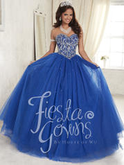 56304 Fiesta Quinceanera Ball Gowns