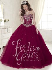 56305 Fiesta Quinceanera Ball Gowns