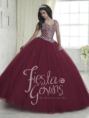 56312 Fiesta Quinceanera Ball Gowns