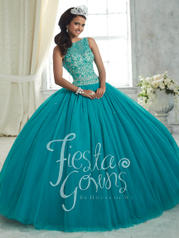 56314 Fiesta Quinceanera Ball Gowns